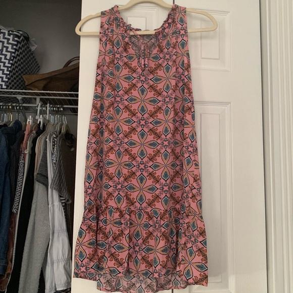 LOFT Dresses & Skirts - Loft Medallion Dress
